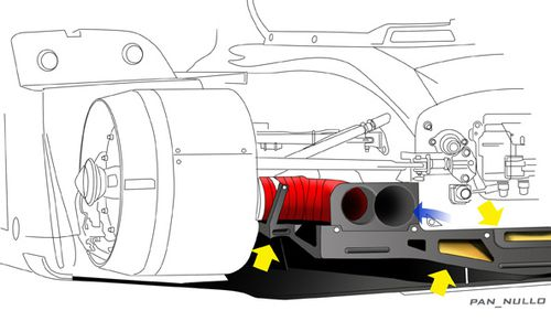 Toyota Hybrid TS030 FrontFlux2013 Low