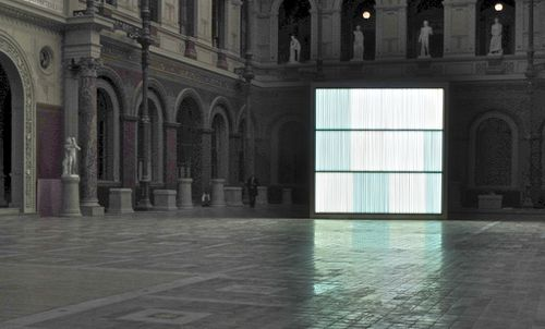 Alfredo Jaar sound of silence Beaux-arts 8254