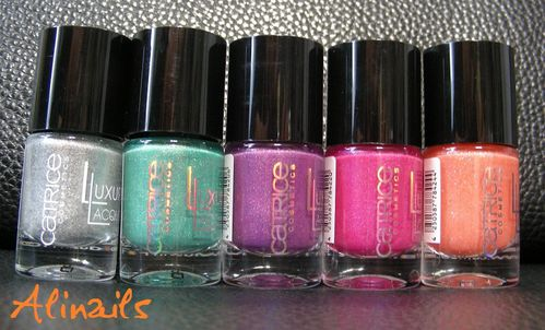 CAtrice Luxury Lacquers Sand'sation