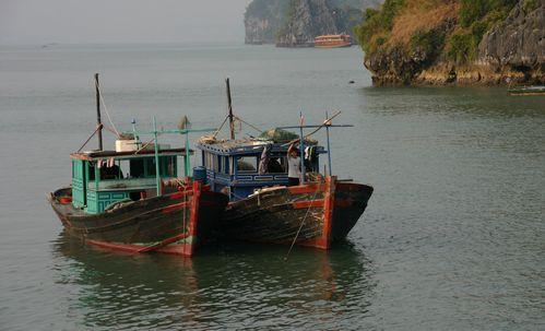 deux barques