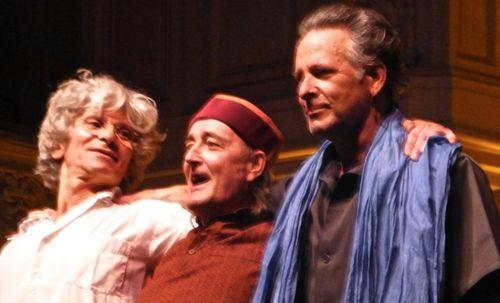 The Hadouk Trio © PdC