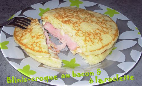 Blinis-croque bacon & raclette3