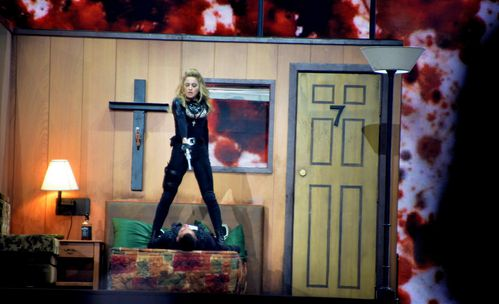 Gang Bang - Madonna - MDNA Tour