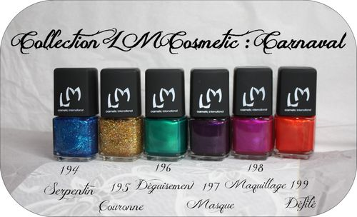 collection lm carnaval