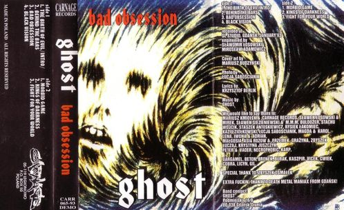 Ghost - Cover