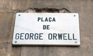 Orwell, Barcellona