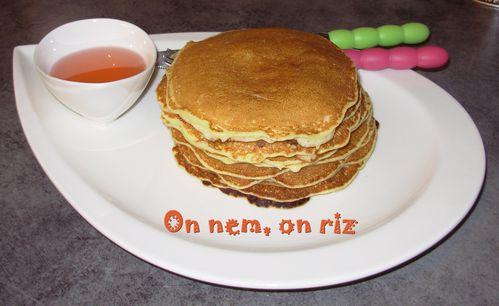 Pancakes au lait ribot1