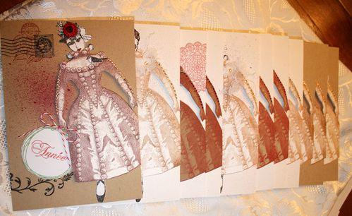 Gabistella cartes pour les calendar girls1decembre 2011