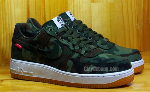 Nike x Supreme Air Force 1 Camo 00