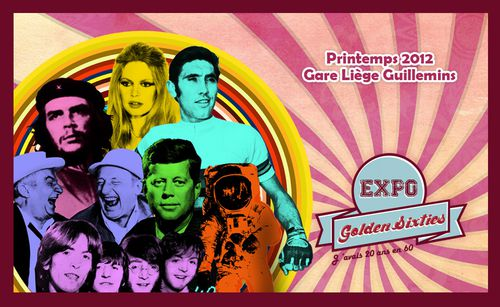 affiche golden sixties (1)