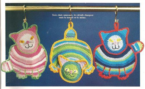 maniques chats