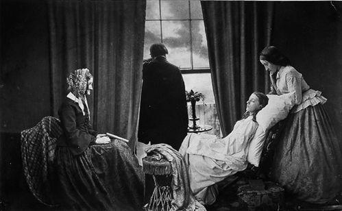 Henry Peach Robinson Fading Away 1858