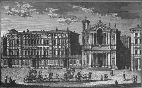 410a2 Rome, Vasi, S. Maria in Via Lata