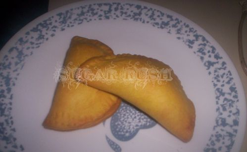 Faux Jamaican Patties