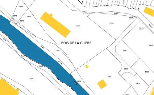 Bois de la Glière à Saint-Ferréol
