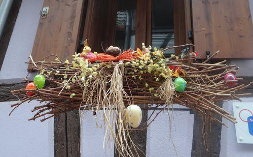 Mon escapade en alsace eguisheim 18 avril 2013 le blog for Decoration de fenetre pour le printemps