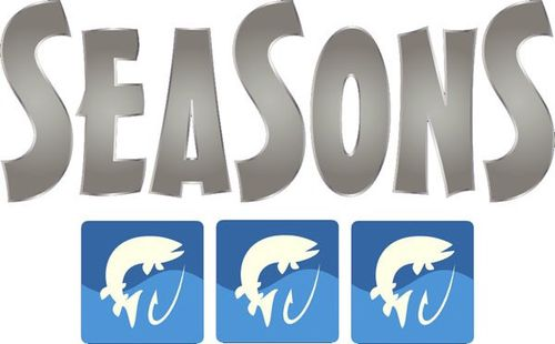seasons logo fish