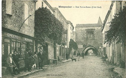 Rue Notre Dame Sud
