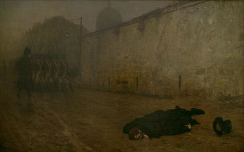 the execution of marshal ney hi