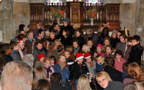 Bardouville Marché Noel 2010 Chorale