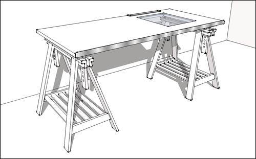 La Table A Dessin Ideak