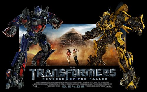 Transformers 2 The Revenge of The Fallen
