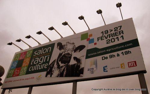 Promenade au salon international de l 39 agriculture 2011 for Place gratuite salon de l agriculture