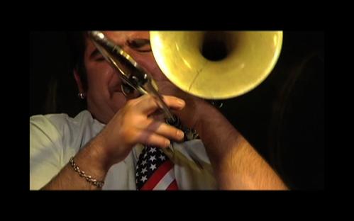 Une image du film Histoire(s) de Jazz : Le Hot Club de Lyon
