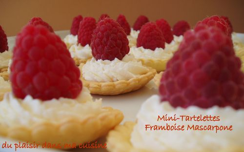 mini tartelette framboise mascarpone (1)