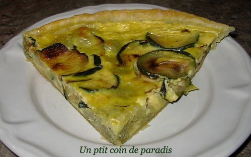 tarte ravioles & courgettes.6