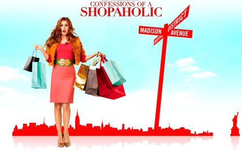 Confessions of a Shopaholic Wallpaper 1 800