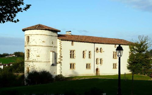 château d'Espelette
