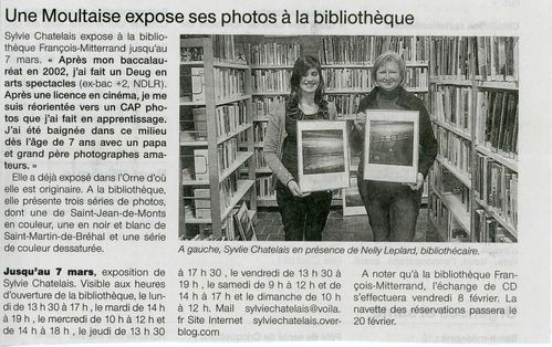 ouest france 8 02 2013