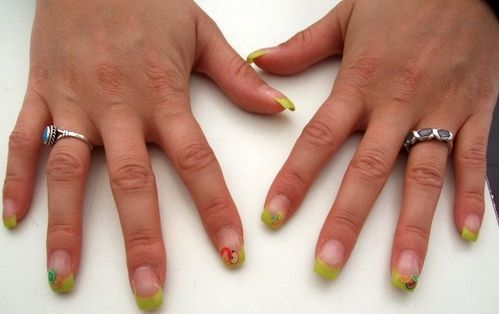 ONGLES 5SEMAINES