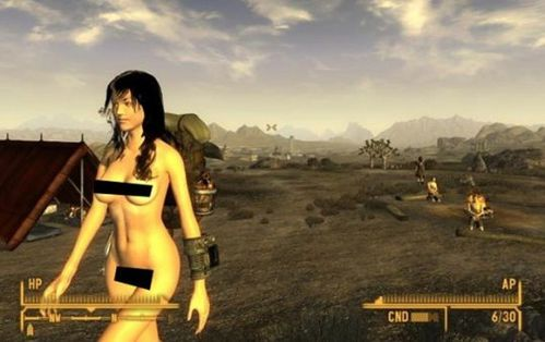Fallout 3 - The 10 Sexiest Nude Mods In Video