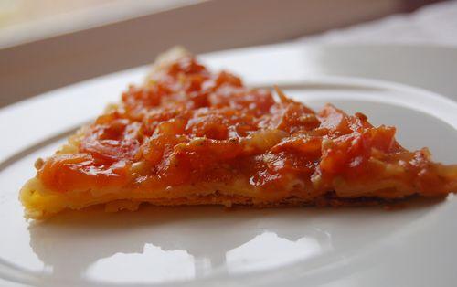 tarte tatin a la tomate