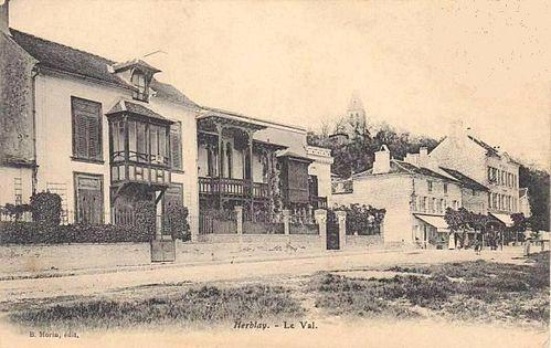 Villa mauresque à Herblay