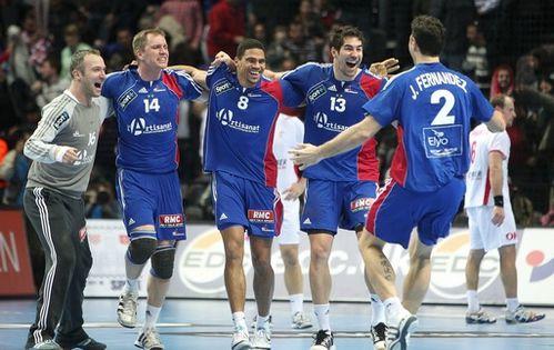 Canal et france 2 diffusent la finale des mondiaux de handball dimanche newstele - Diffusion coupe du monde handball ...