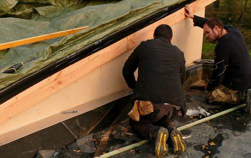 sam 2011 nico seb pose solins zinc2 toit terrasse