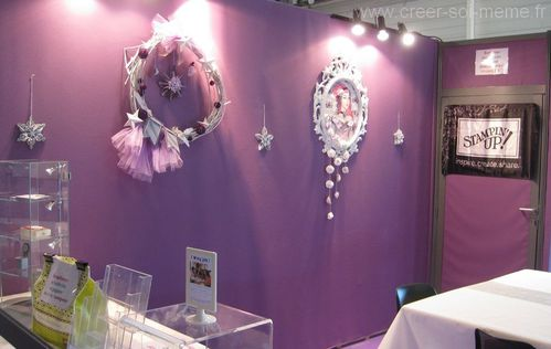 stampin up creativa rouen 2012