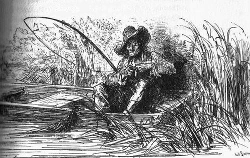 fable Gustave doré
