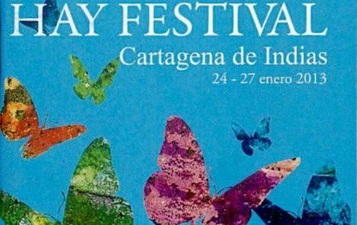 HAY FESTIVAL Cartagena 2013