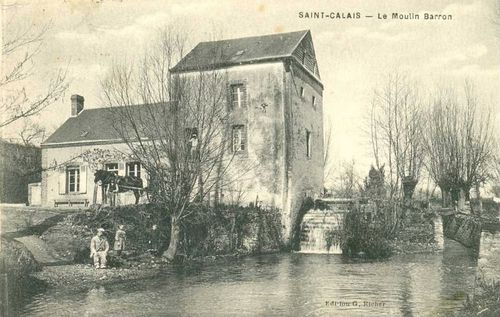 Moulin Baron Saint Calais