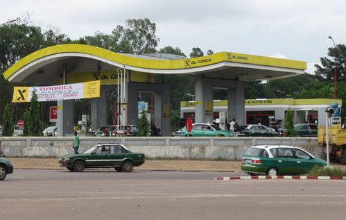 station oil congo