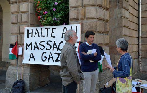 solidarité palestine 23 août 2014. 3 JPG