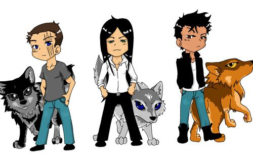 Chibis CLW colo2