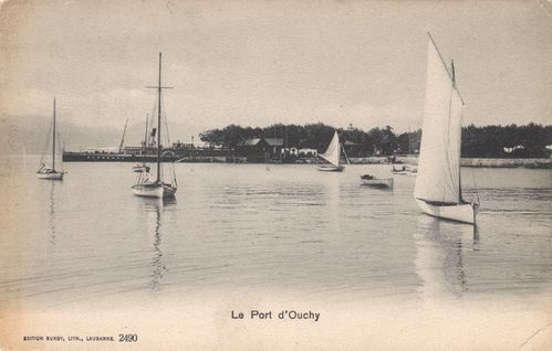 leman ouchy port