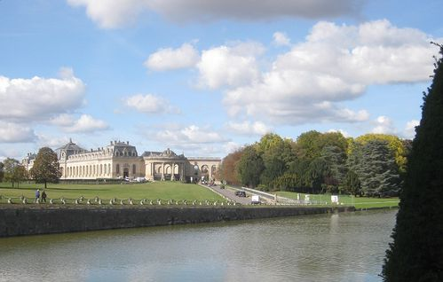 Chantilly chateau2