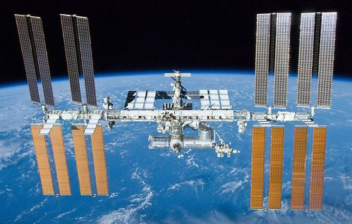 800px-International Space Station after undocking of STS-13