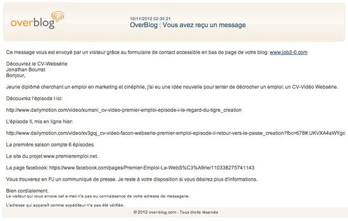 (23318 non lus) - jeanchristophe.anna - Yahoo! Mail